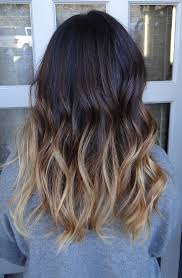 Ombre Hair Color Style I Want