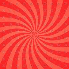Radial Red Red Swirling Radial Pattern Background Vector Illustration Of