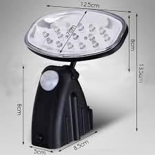Smart Garden Motion Activated Battery Powered PIR Utility Light  EBaySolar Pir Utility Light