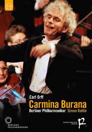 Sir <b>Simon Rattle</b> conducts Carmina Burana - EUROARTS