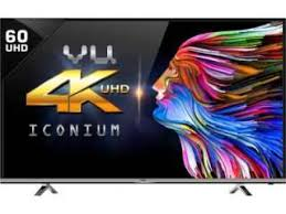 tv 60 4k. buy vu t60d1680 60 inch led 4k tv online at best price in india | reviews, specification - gadgets now tv 4k