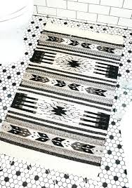 black and white moroccan trellis rug fair trade rugs are the new edit black white moroccan rug