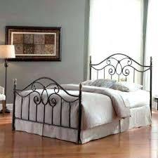 wrought iron bed frame antique – mediasrca.info
