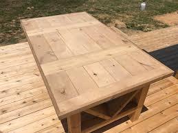 custom cedar outdoor furniture in greensboro nc