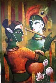 25 beautiful rajasthani paintings style of traditional indian paintings 23 radha krishna paintings