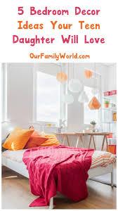 Love Bedroom Decor 5 Fabulous Ideas For Your Teenage Girls Bedroom