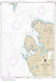 17378 Port Protection Prince Of Wales Island Alaska Nautical Chart