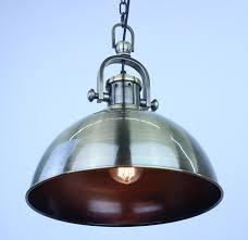 Bell Shaped Pendant Lights Handmade Fresnel Brushed Nickel Chrome Bell Shaped Pendant Light With Metal Shade Buy Brushed Nickel Pendant Light Bell Shaped Pendant Light Metal