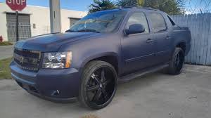 My 2011 Chevy Avalanche