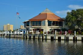 The Chart House Daytona Fl Daytona Beach Seafood Restaurant Waterfront Dining With A