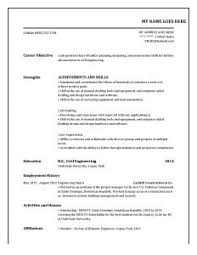 examples of resumes informative essay format explanatory outline examples of resumes good sample how to create resume new format to get a job