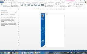 formato de informe en word portada word crear una personalizada con la imagen corporativa
