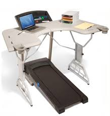 treadmill desk for work get healthy work at the same time