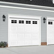 single garage doorShop Garage Doors  Openers at Lowescom