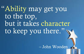 Quotes About Character Good Character Status and Movtivational Short Character Quotes 12