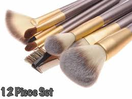 unice makeup brushes on amazon best beginner makeup brush set you