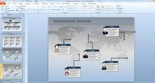 Animated Organizational Chart 61 True Sample Org Chart In Powerpoint