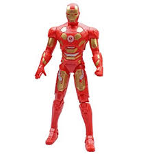 Buy 26cm Big Marvel Avengers Hero Iron Man Action Figure Collectable Super Man  Kids Toy Toys Online At Low Prices In India   Amazon.in