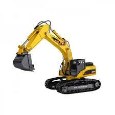 Huina <b>1/14</b> Full Alloy 23-Channel <b>2.4Ghz</b> V2 Excavator Version 4.0 ...