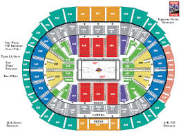 Staples Center Premier Seating Chart Staples Center Arena Map Los Angeles Lakers