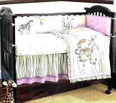 safari nursery bedding jungle decor y boy crib farm animal set themed sets n