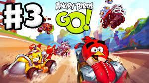 Angry Birds Go: Komplettlösung zu Angry Birds Go (Walkthrough)