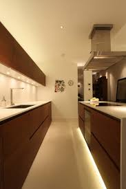 top of cabinet lighting. best lighting for your galley kitchen top of cabinet u