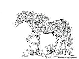 Printable Coloring Pages Clydesdale Horses Free Printable Coloring