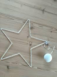 Weihnachts Beleuchtung Stern