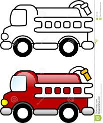 Letter F Is For Fire Truck Coloring Page Free Printable Pages Within