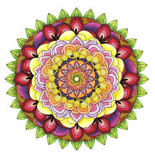 Small Picture This Mandala Coloring Book For Grown Ups Is The Creatives Way To
