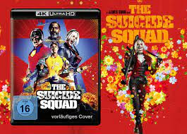 "The Suicide Squad"" 4K Blu-ray: Finales Cover, Termin und Steelbook-Variante!"