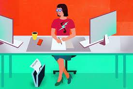 The Smart Ways To Switch Jobs Quietly - Wsj