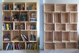Cool DIY bookcase ideas