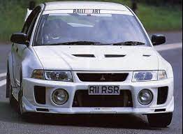 Ralliart Went Insane Once Again With The Evo Vi Rs450 Based Off The Rsii Variant Which Included Air C Mitsubishi Lancer Mitsubishi Mitsubishi Lancer Evolution