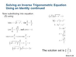 solving inverse trig equations jennarocca