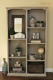 painting shelves ideasBest 25 Refurbished bookcase ideas on Pinterest  Bookcase