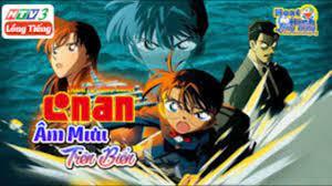 Conan Movie 9: Âm Mưu Trên Biển