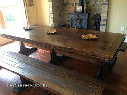 All Wood Dining Room Table Simple Inspiration