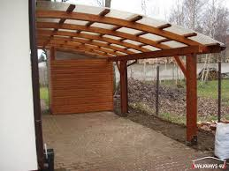 carport roma with a garden shed 4 sqm for one car covered french pcv windows from polycarbonate dimensions 790 x 360 cm height 225260 cm wooden 3 car carports e3 car