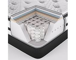 simmons beautyrest black logo. advanced pocketed coil technology - alternating rows of beautyrest springs and super coils deliver exceptional conforming simmons black logo