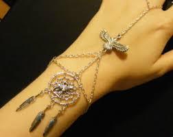Dream Catcher Gold Bracelet Dreamcatcher Bracelet 71