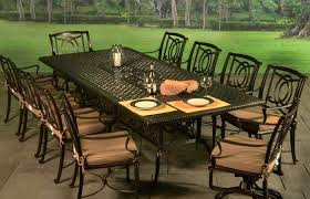 modern patio and furniture medium size 2 seat patio set furniture cast aluminum dining with rectangle