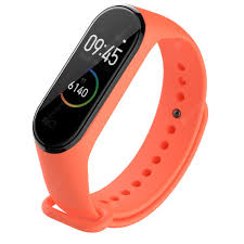 Colorful Silicone <b>Strap</b> For Xiaomi Mi <b>Band</b> 3/4 Sale, Price ...