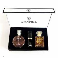 chanel gift set. chanel gift set 3 in 1 with chance 15ml perfume , coco madmosile and lipstic | 11street malaysia - women eau de toilette