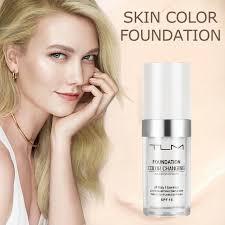 <b>Waterproof</b> Base Face <b>Liquid Foundation</b> Cream Full Coverage ...