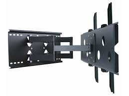 1mono-full-motion. Monoprice Full-Motion Wall Mount Bracket