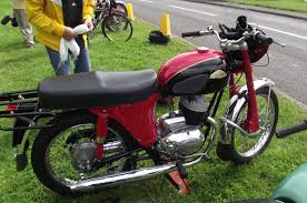 961 cotton continental sports twin 250cc villiers two stroke twin engine