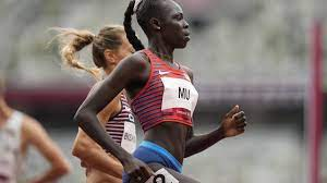 Olympics: Athing Mu ready for golden ...