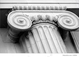 architectural detail photography. Interesting Architectural Architectural Detail Of An Ionic Column On The Facade Brooklyn Museum Intended Detail Photography E